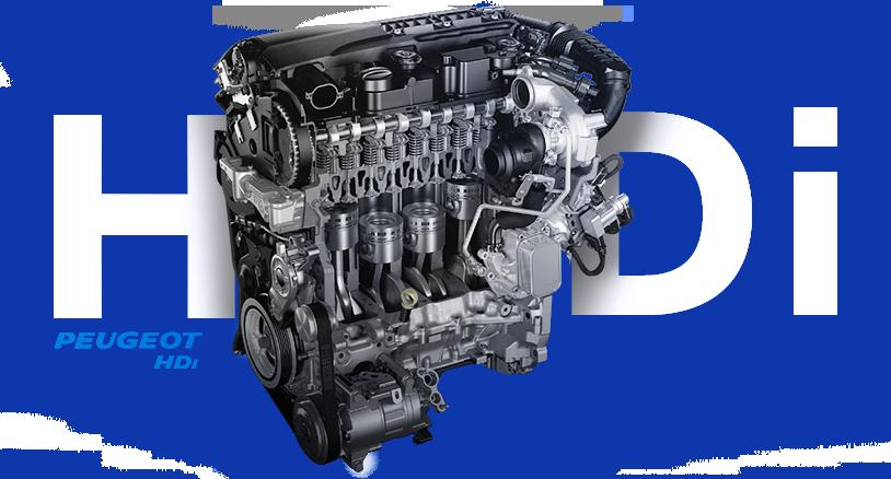 Motor HDi